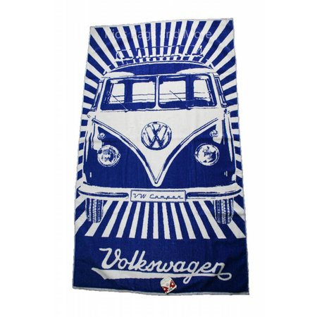 Volkswagen Strandlaken Blauw