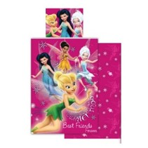 Disney Tinkerbell kinderdekbedovertrek