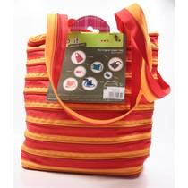 Zip-it handtas Oranje