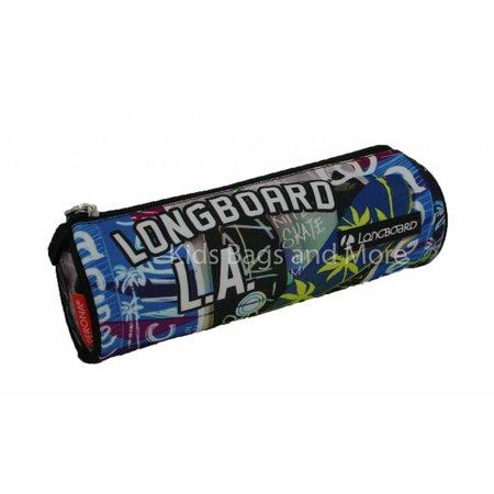 Longboard Etui Skateboarden