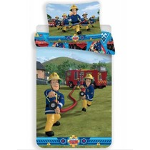 Brandweerman Sam Kinderdekbedovertrek
