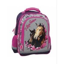 Paarden Rugzak I Love Horses Groot
