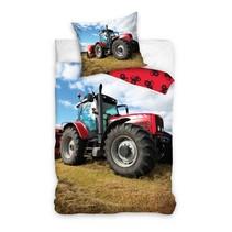 Kinderdekbedovertrek tractor