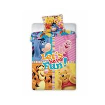 Winnie the Pooh Kinderdekbedovertrek