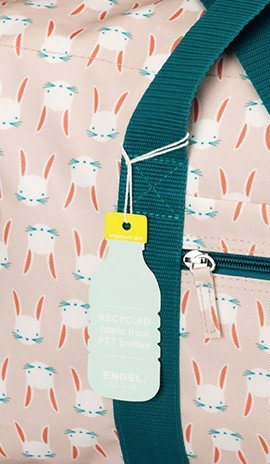 d2261db068b Engel. Weekendtas bunny koop je bij Kidsbagsandmore.com ...