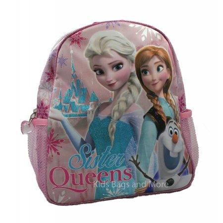 Frozen Anna & Elsa Roze Kinderrugzak