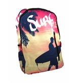 Surf Schooltas met Etui