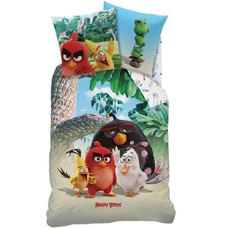 Angry Birds Kinderdekbedovertrek