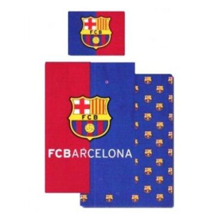 FC Barcelona Kinderdekbedovertrek rood blauw