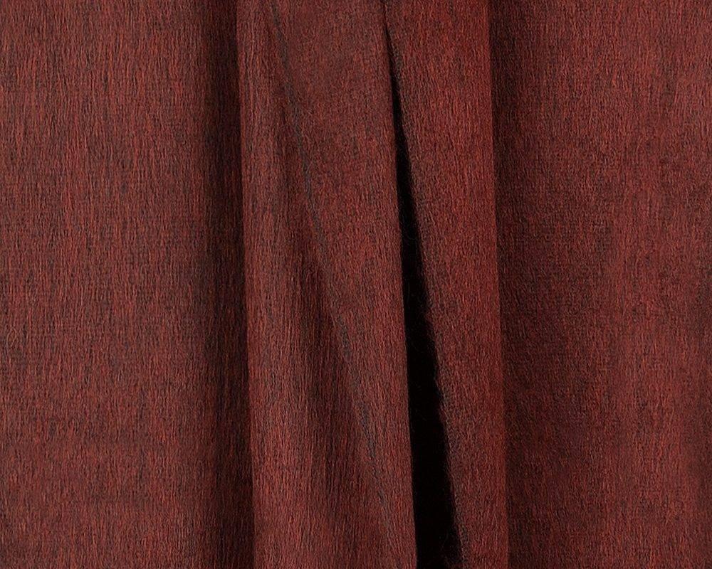 SOLID - Maroon Clay