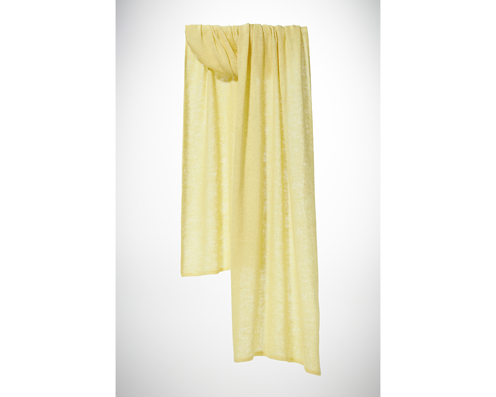 KNITTED - Soft Yellow