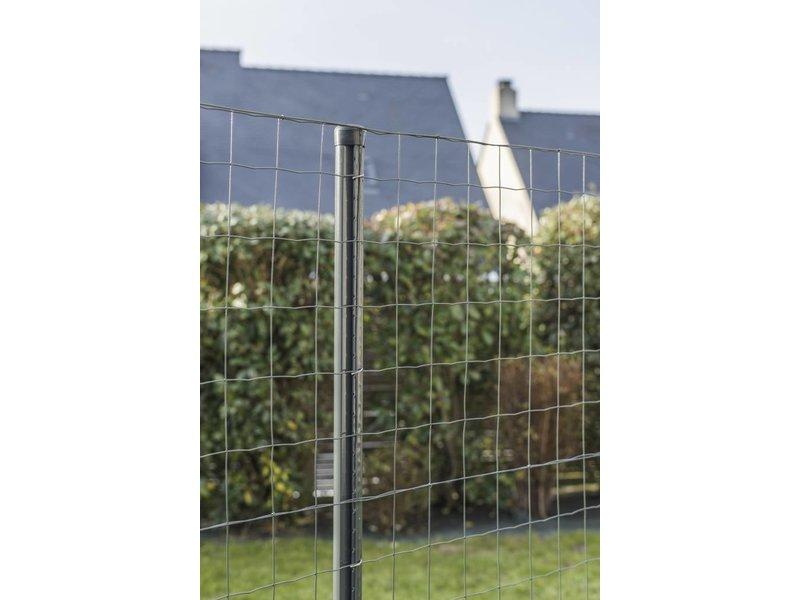 ABC Tuingaas Antraciet 60 -180 hoog op rol (25 meter)