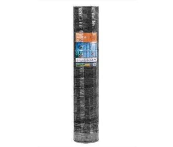 Gaas Axial 60 - 180 hoog Rol 25 mtr grijs