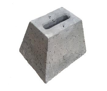 Grondgrendelblok - Klein