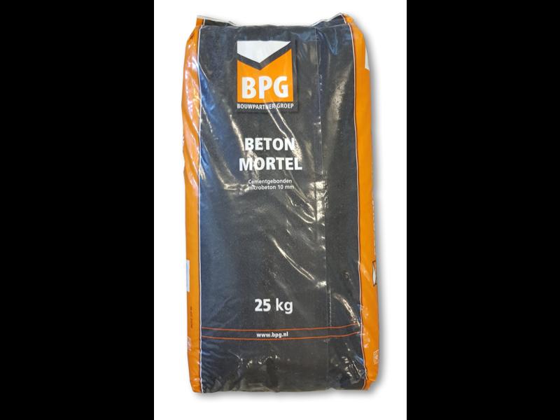 Hekwerkdirect Betonmortel 25 kg BPG C20/25 XC3