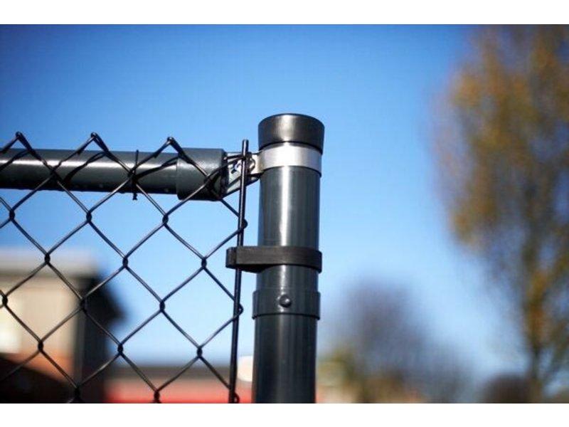 Hekwerkdirect Hoek-/verstevigingset RVS
