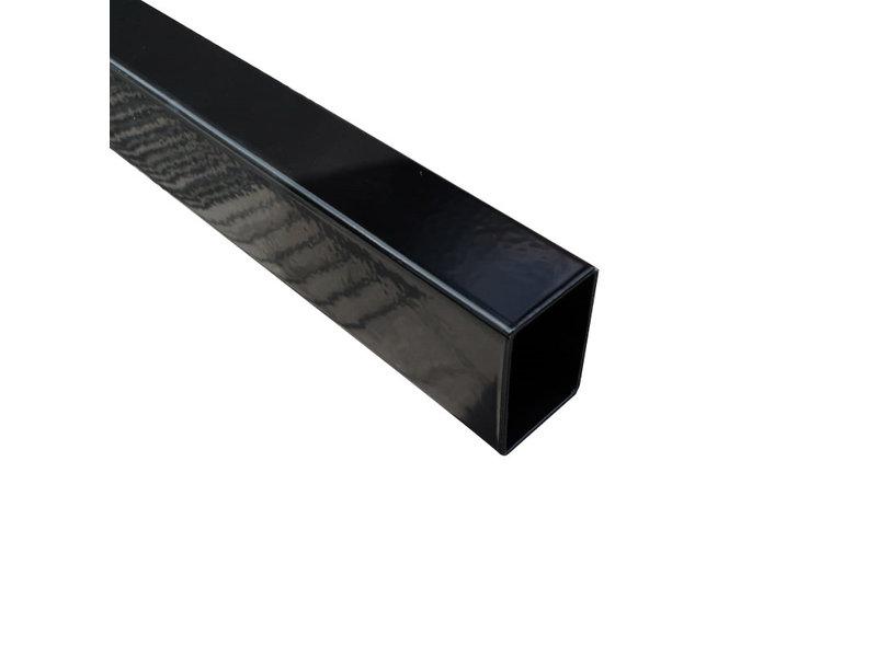 Hekwerkdirect Koker 60 x 40 mm Gecoat Staal Staander