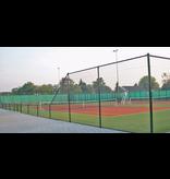 Tennisgaas 3 meter Hoog op rol 12.5 meter