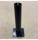 Hekwerkdirect Paalvoet adapter t.b.v paal Ø 60 mm 30cm hoog