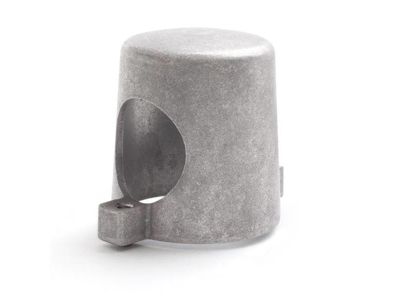 Aluminium Plantsoenkop Ø 60/42