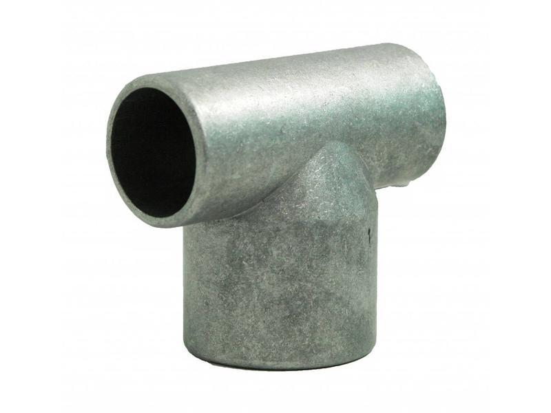 ABC Aluminium T-Kop Ø 42/60/42
