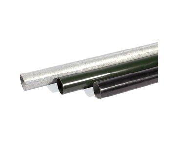 Hekwerkstaander rond 60 mm Gecoat
