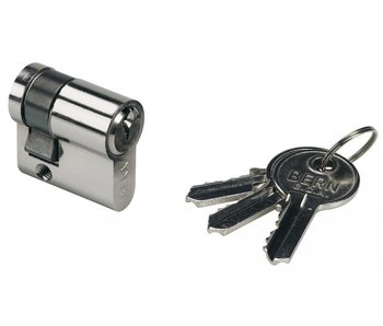 Locinox 3012-37-STD | 37 mm halve cilinder