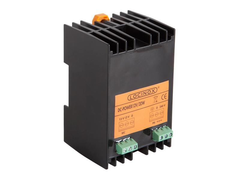Locinox DC-POWER-12V/20W | Voeding