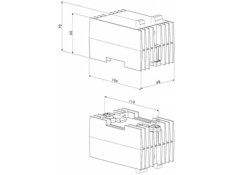 Locinox AC-TRANS-12V/25W | Transformator