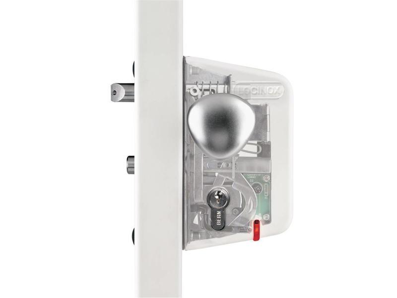 Locinox LEKQ U4 | Elektrisch slot - rond profiel
