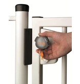 Locinox LAKZ P1 WSI | Kindveilig poortslot- koker 50 mm