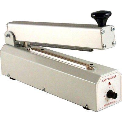 Folienschweißgerät ES 200 S, 195 mm Schweißnahtlänge, 2 mm Schweißnahtbreite, mit Schneidvorrichtung