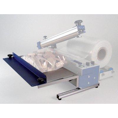 Auflagetischverlängerung passend für TS-401-Folienschweißgeräte, Beutel bis 450 mm