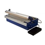 Folienschweißgerät TM 600 D mit 620 mm Schweißnahtlänge, beidseitig beheizt (1 VE = 1 Gerät)
