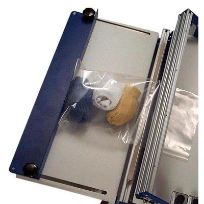 Auflagetisch mit Anschlagwinkel passend für TM-600-Folienschweißgeräte