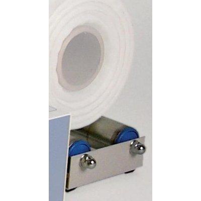 Folienabroller 600 mm breit für eine Folienrolle