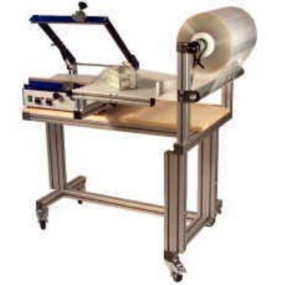 Untergestell fahrbar und höhenverstellbar für Tisch-Winkelschweißgerät TW 330/401H