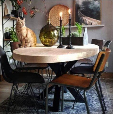 Liefde voor ronde tafels