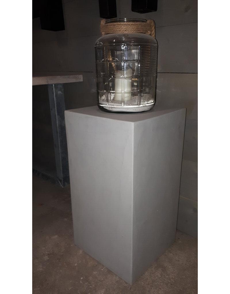 Zuil 40x40x60/160 - Boncreat Beton Ciré
