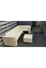 Hoekbank 180x180/340