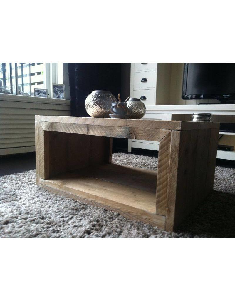 Salontafel 60/150x40x40 cm, Kubus model