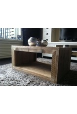Salontafel 60/150x50x40 cm, Kubus model