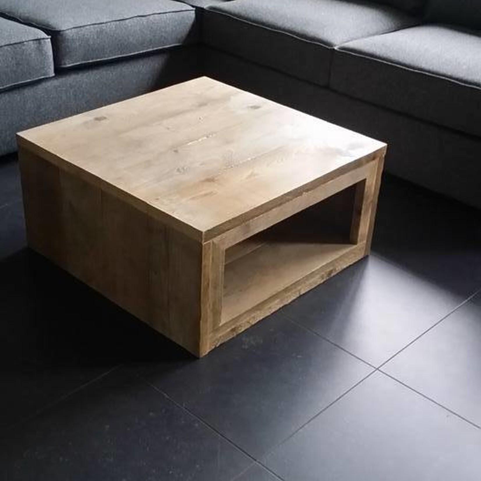 Salontafel 60/150x70x40 cm, Kubus model