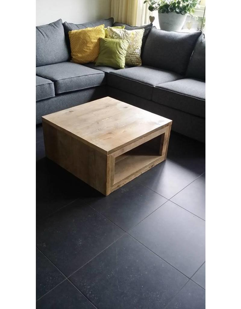 Salontafel 60/150x80x40 cm, Kubus model