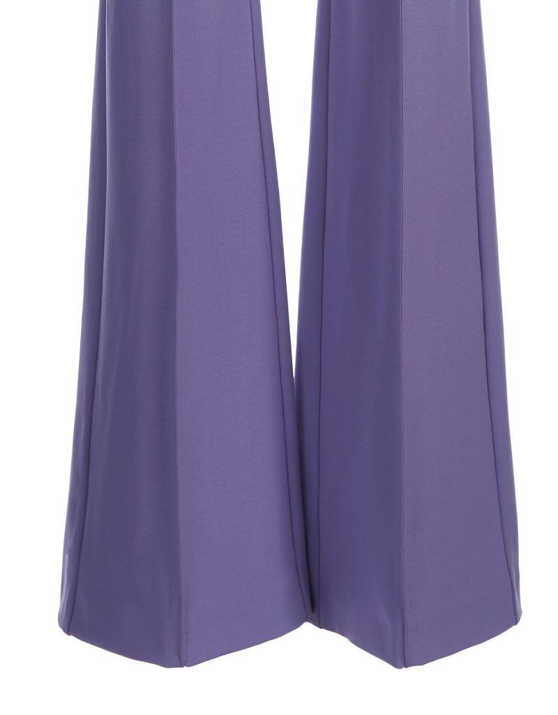 Tight Lilac Trousers