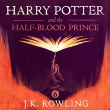 J.K. Rowling Harry Potter and the Half-Blood Prince - Book 6