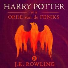J.K. Rowling Harry Potter en de Orde van de Feniks - Boek 5