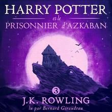 J.K. Rowling Harry Potter et le Prisonnier d'Azkaban - Livre 3