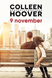 Colleen Hoover 9 november - Eén man, één vrouw, één datum, ieder jaar