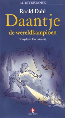 Roald Dahl Daantje de wereldkampioen